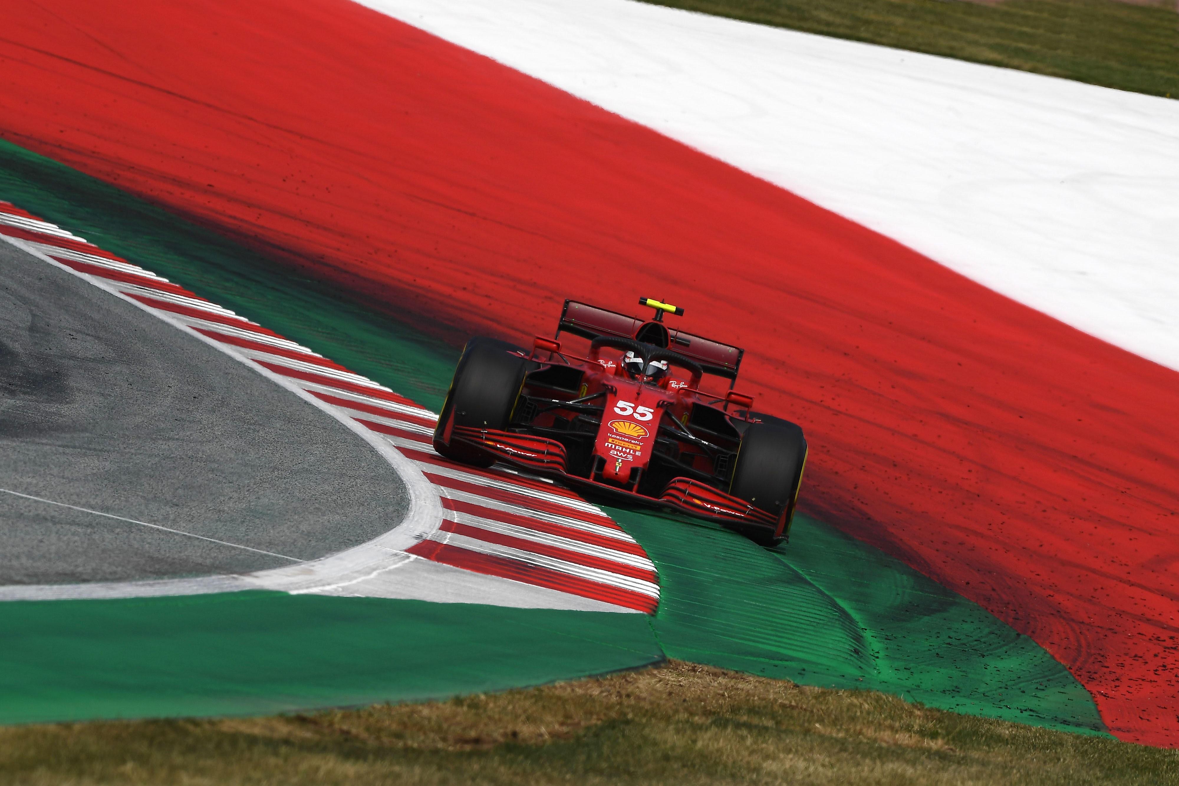 Domingo en Austria - Ferrari se va con 14 puntos de Spielberg