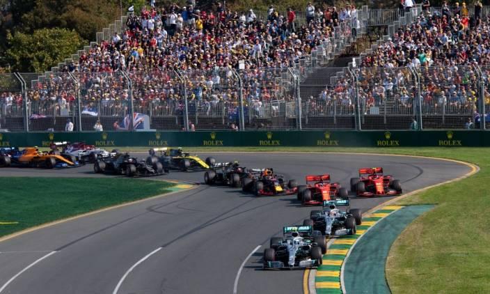 El GP de Australia, cancelado a causa del Covid-19