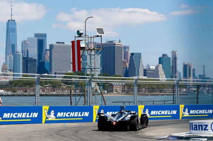 La Fórmula-E llega a la Gran Manzana para dar vida a los #NYCEPrix