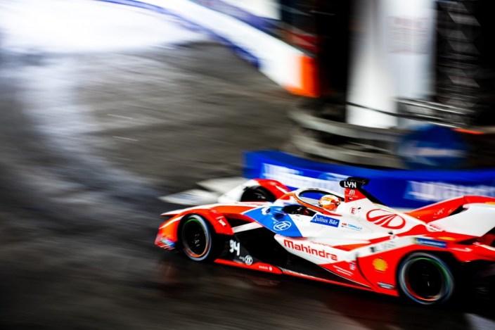 Alex Lynn logra la pole position para el Round 12 de la Fórmula E
