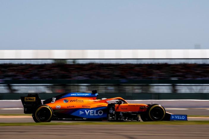 Ricciardo admite haber superado su frustración a bordo del MCL35M