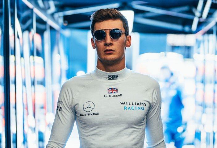 """Russell, sobre su futuro: """"No se anunciará nada en Silverstone"""""""