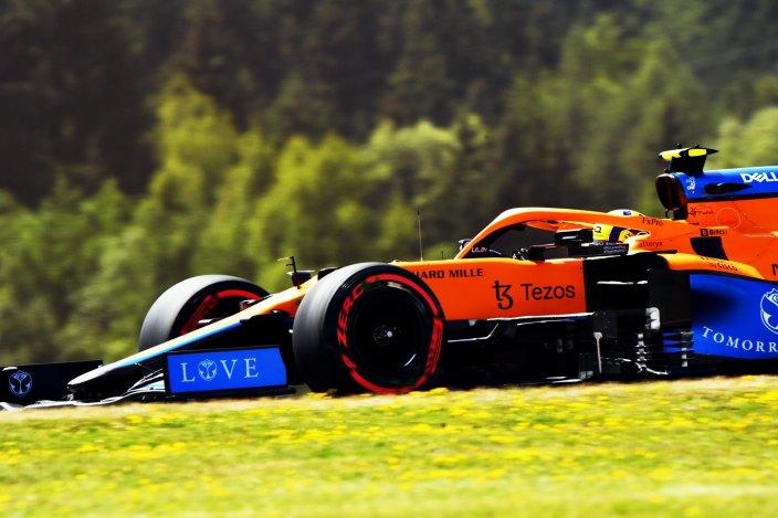 Sábado en Austria – McLaren: Lando Norris, a 40 milésimas de la gloria