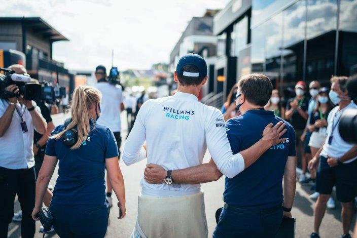 Sábado en Austria - Williams: Russell se corona