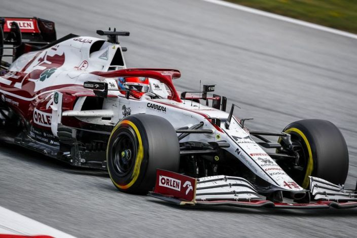 Domingo en Austria – Alfa Romeo vive una carrera frustrante