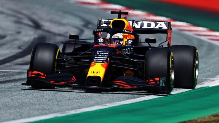 Verstappen se lleva una ajustada pole. Norris 2º y Pérez 3º