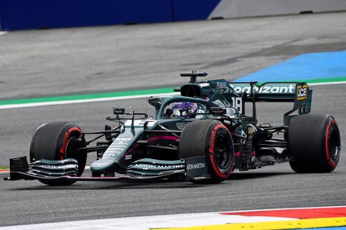 Viernes en Austria - Aston Martin: con buenas sensaciones dentro del top-5