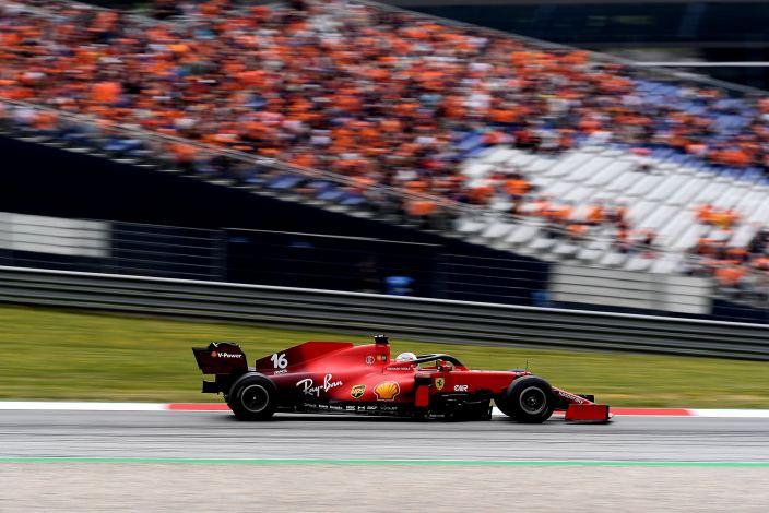 Viernes en Austria- Ferrari con esperanzas en el Red Bull Ring