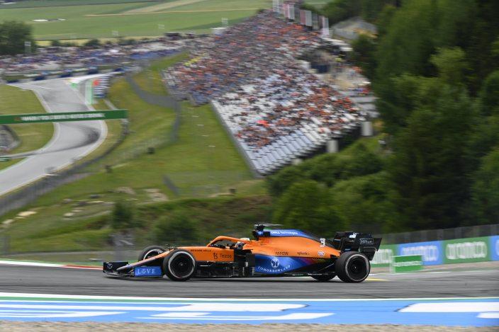 Viernes en Austria – McLaren, en su línea de los viernes