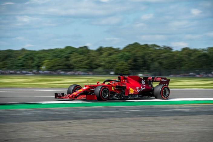Viernes en Gran Bretaña – Ferrari vuelve a la Q3