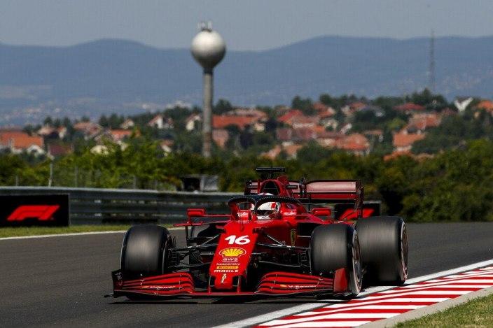Viernes en Hungría – Ferrari completa unos entrenamientos productivos