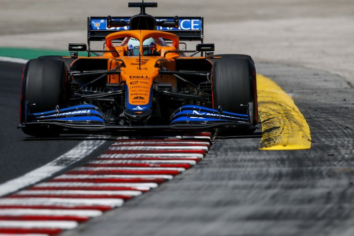 Viernes en Hungría - McLaren en búsqueda del rendimiento