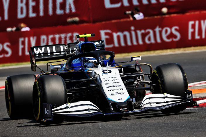 Viernes en Hungría – Williams en busca de una buena clasificación