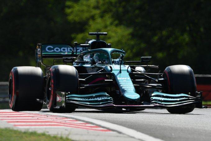 Domingo en Hungría - Aston Martin, del podio a la descalificación