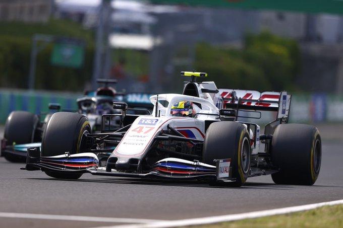 Domingo en Hungría Haas desaprovecha una oportunidad única para puntuar