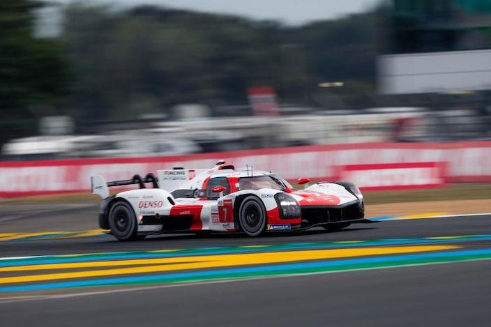 Miércoles en Le Mans – Toyota lidera clasificación previa a la 'hyperpole' y Ferrari hace el 1-2 en GTE PRO
