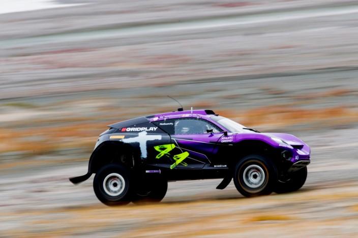 #ArcticXPrix: el equipo X44 se queda como líder en la Q1