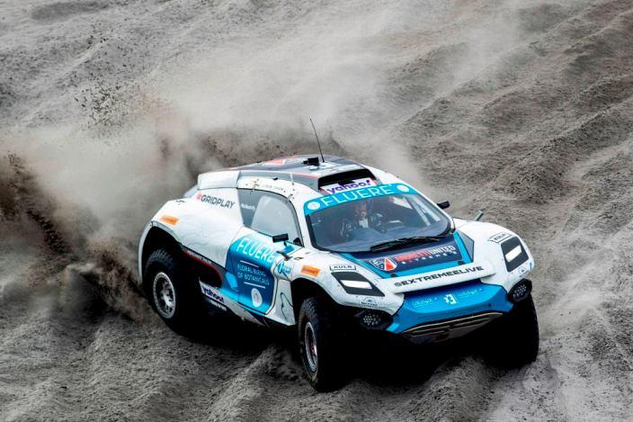 La dupla Catie Munnings – Timmy Hansen se lleva el #ArcticXPrix