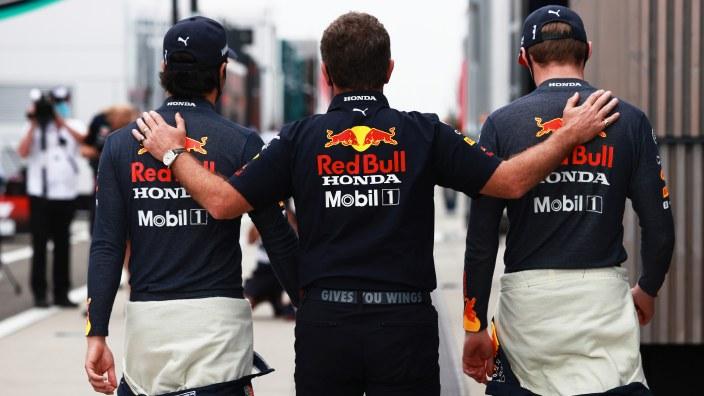 """Horner lamenta los dos últimos Grandes Premios: """"Es muy frustrante"""""""