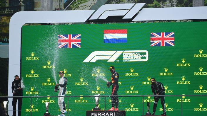 La F1 revisará su reglamento para evitar lo ocurrido en Spa