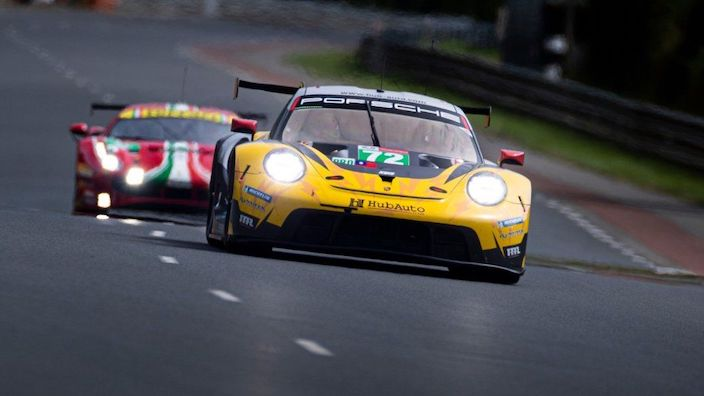 Jueves en Le Mans – Toyota logra la hyperpole y Porsche lidera ambas clases de GTE