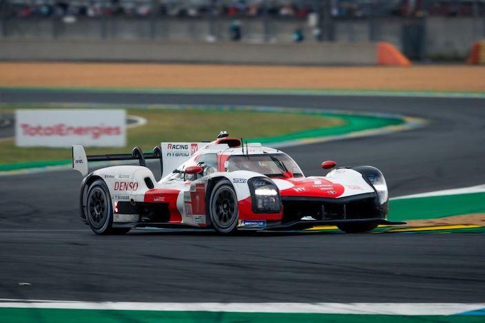 ictoria absoluta para el Toyota #7 en Le Mans; Ferrari domina en ambas clases de GTE