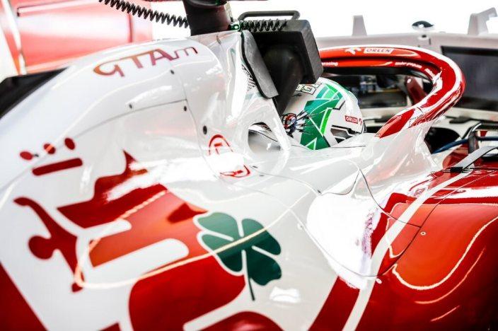 Viernes en Bélgica - Alfa Romeo a por la lucha por los puntos