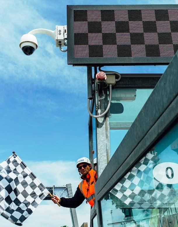 DZ Engineering presenta las banderas DZe-Flags, que pronto se unirán en todos los circuitos de F1