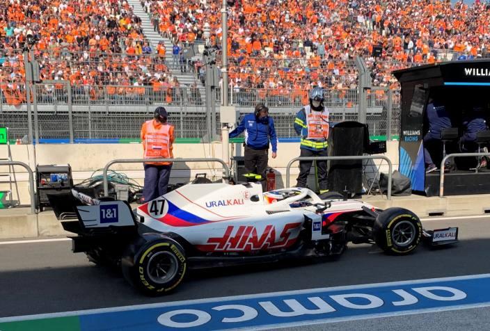 Viernes en Holanda – Haas lejos pero conformes
