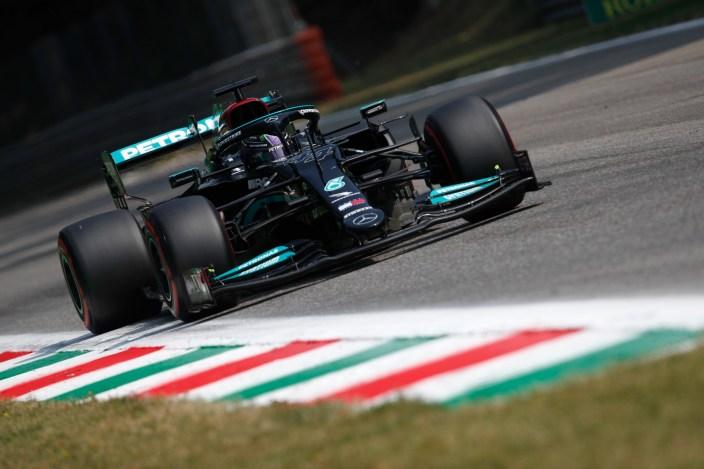 Bottas gana la clasificación al Sprint en Monza