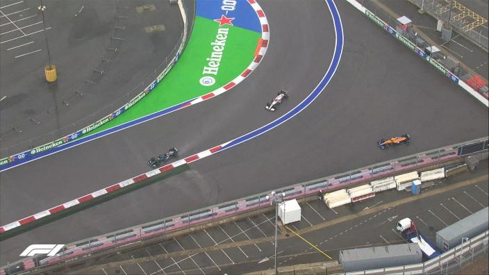 Lewis Hamilton gana en Sochi y alcanza su victoria Nº 100