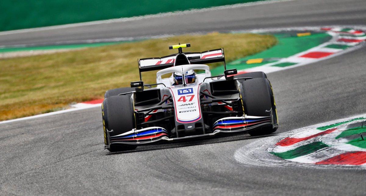 Haas Viernes Italia
