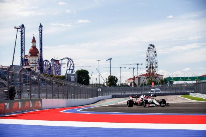 Viernes en Rusia - Alfa Romeo en plan conservador para una carrera con pronóstico reservado