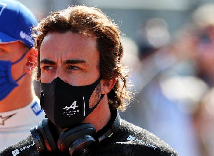 """Alonso, listo para el GP de Italia: """"Me gusta correr en Monza"""""""