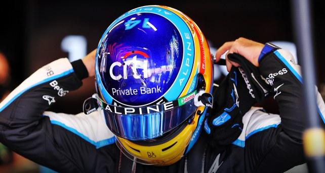 """Alonso: """"Necesitamos abordar la diferencia entre los coches"""""""