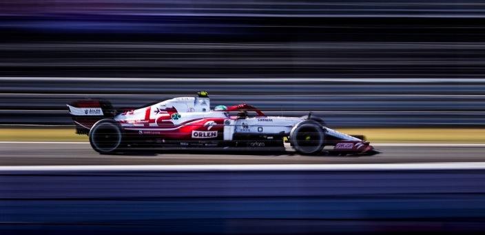 Domingo en Holanda - Alfa Romeo defrauda en carrera