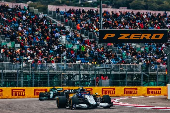 Domingo en Rusia - Williams vuelve a la realidad tras el gran sábado