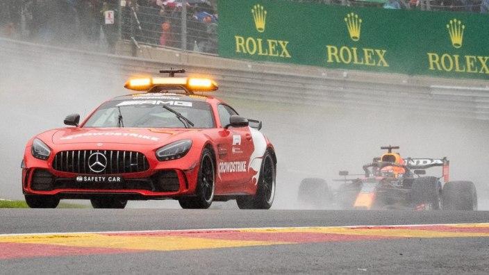 La Fórmula 1 estudiará compensar a los asistentes al GP de Bélgica