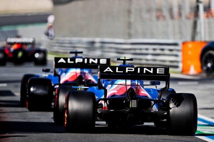 Sábado en Holanda - Alpine buscará los puntos desde el top 10