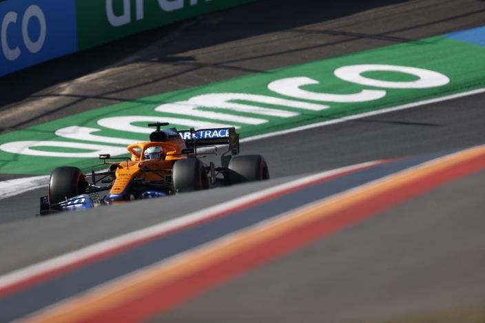 Sábado en Holanda - McLaren no encuentra el resultado