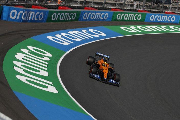 Viernes en Holanda - McLaren sigue el buen camino