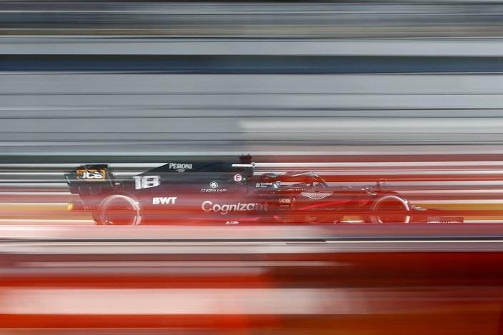 Viernes en Rusia - Aston Martin y Vettel empiezan bien en Sochi