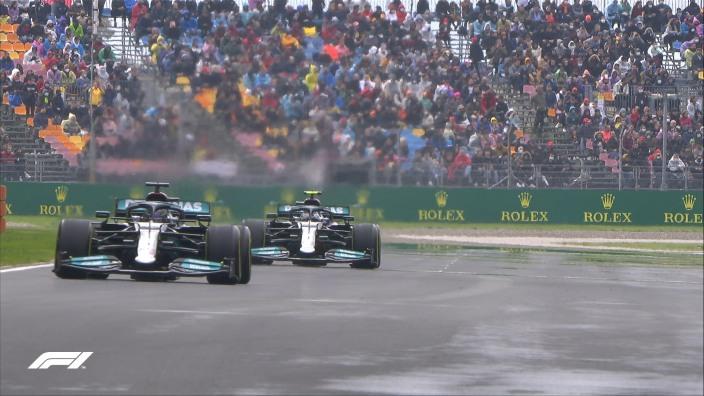 Hamilton gana la clasificación y Bottas la pole para el gran premio de Turquía