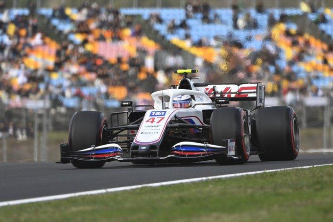 Sábado en Turquía Haas consigue posicionar a Mick en Q2