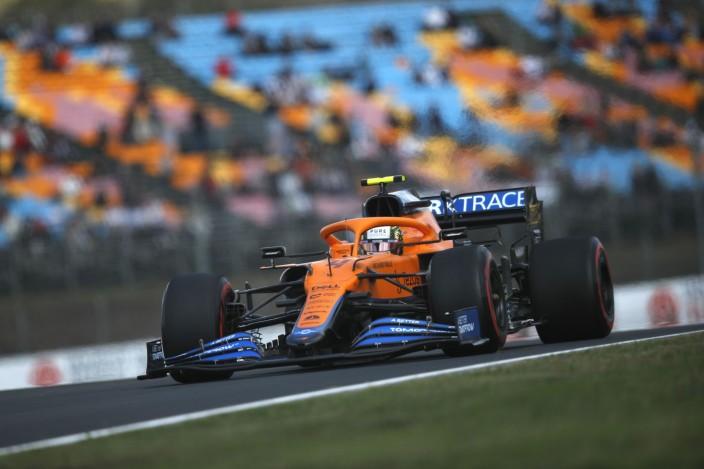 Sábado en Turquía - McLaren piensa en la estrategia de carrera