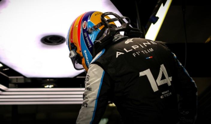 """Alonso, sobre la próxima temporada: """"Habrá que pasar más tiempo en el simulador"""""""