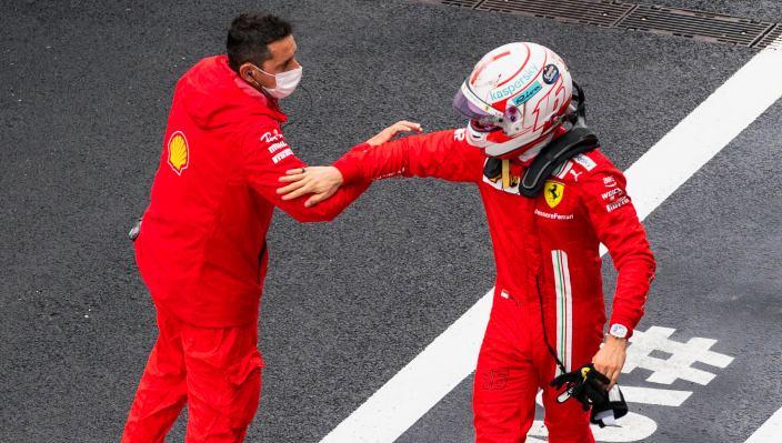 """Binotto se lamenta: """"Creíamos en la victoria y en el podio"""""""