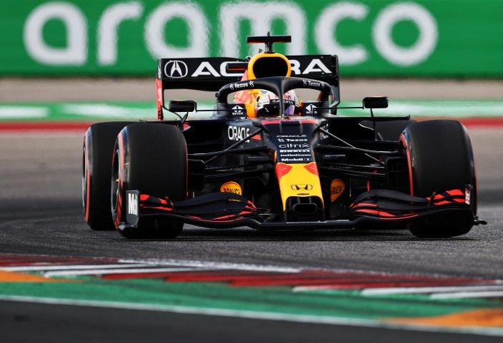 Clasificación en Estados Unidos: Verstappen supera a Hamilton por la pole position en Austin