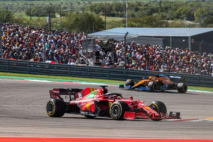 Domingo en Estados Unidos – Ferrari logra puntos importantes en la batalla con McLaren