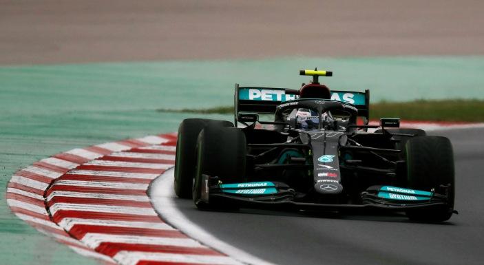 Domingo en Turquía – Mercedes cambia de papeles: Bottas gana; Hamilton es 5º